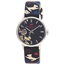 Buy Radley Leather Strap Watch Online at johnlewis.com
