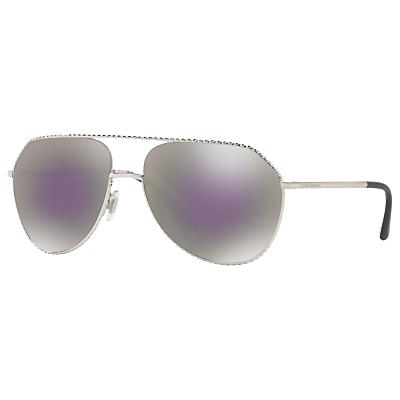 Dolce & Gabbana DG2191 Aviator Sunglasses