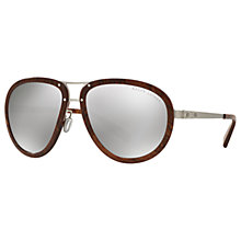 Buy Ralph Lauren RL7053 Aviator Sunglasses Online at johnlewis.com