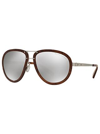 Ralph Lauren RL7053 Aviator Sunglasses