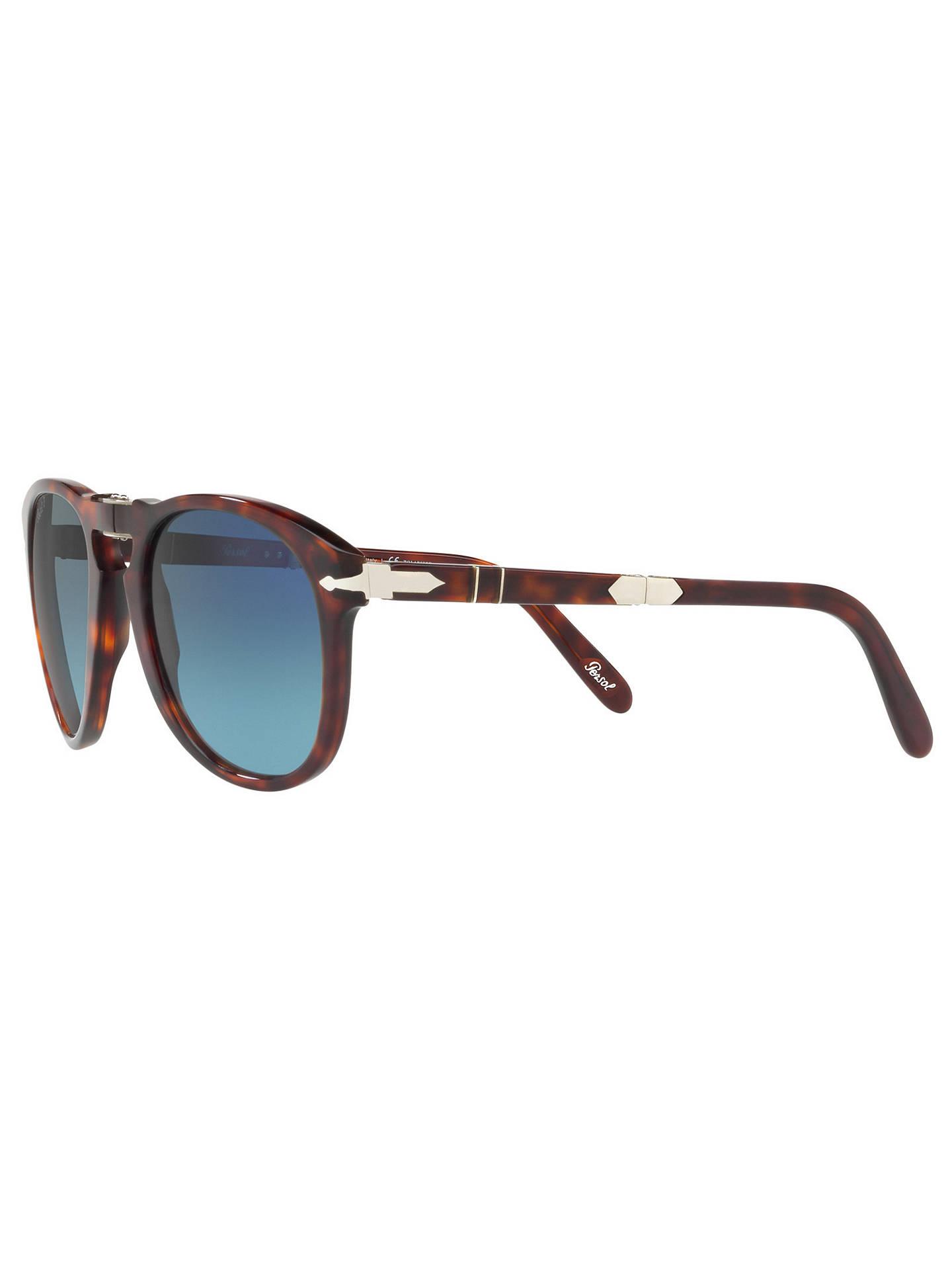 2f6a057291 ... BuyPersol PO0714SM Steve McQueen Folding Polarised Aviator Sunglasses