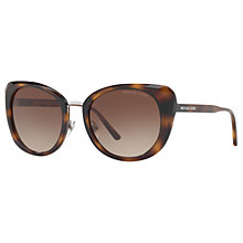 Buy Michael Kors MK2062 Cat's Eye Sunglasses Online at johnlewis.com