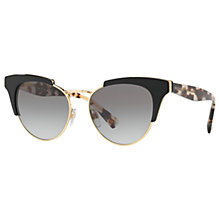 Buy Valentino VA4026 Cat's Eye Sunglasses Online at johnlewis.com