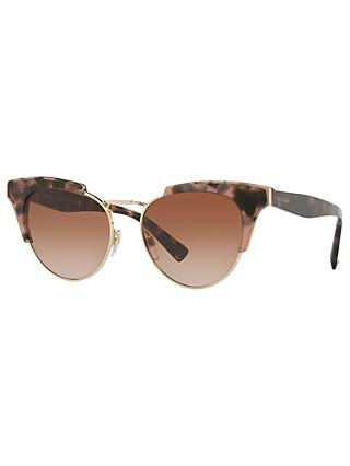 Valentino VA4026 Cat's Eye Sunglasses
