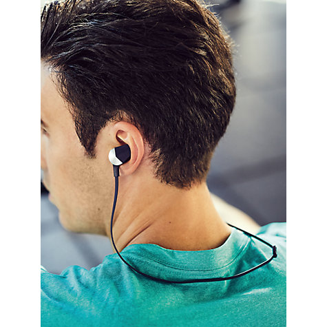 Buy Fitbit Flyer Wireless In-Ear Fitness Headphones with 3-Button Control Box Online at johnlewis.com