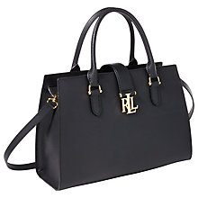 Buy Lauren Ralph Lauren Brigitte II Satchel Online at johnlewis.com