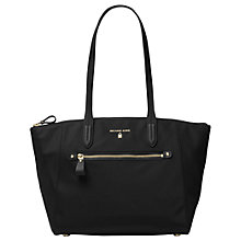 Buy MICHAEL Michael Kors Kesley Medium Zip Top Tote Bag Online at johnlewis.com