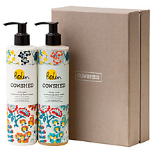 Buy Cowshed Limited Edition Boden Signature Hand Care Duo Online at johnlewis.com
