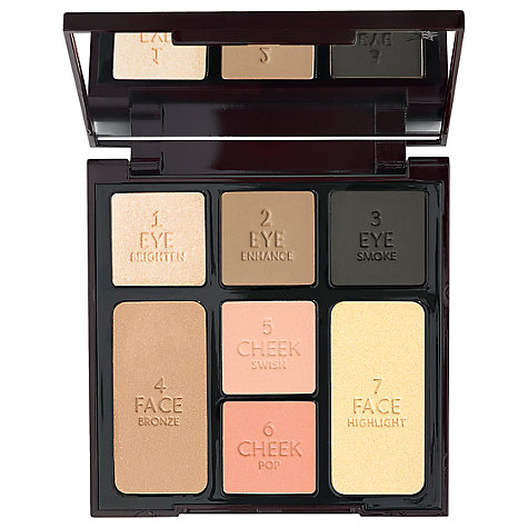 Charlotte Tilbury Instant Look in a Palette, Smokey Eye £49