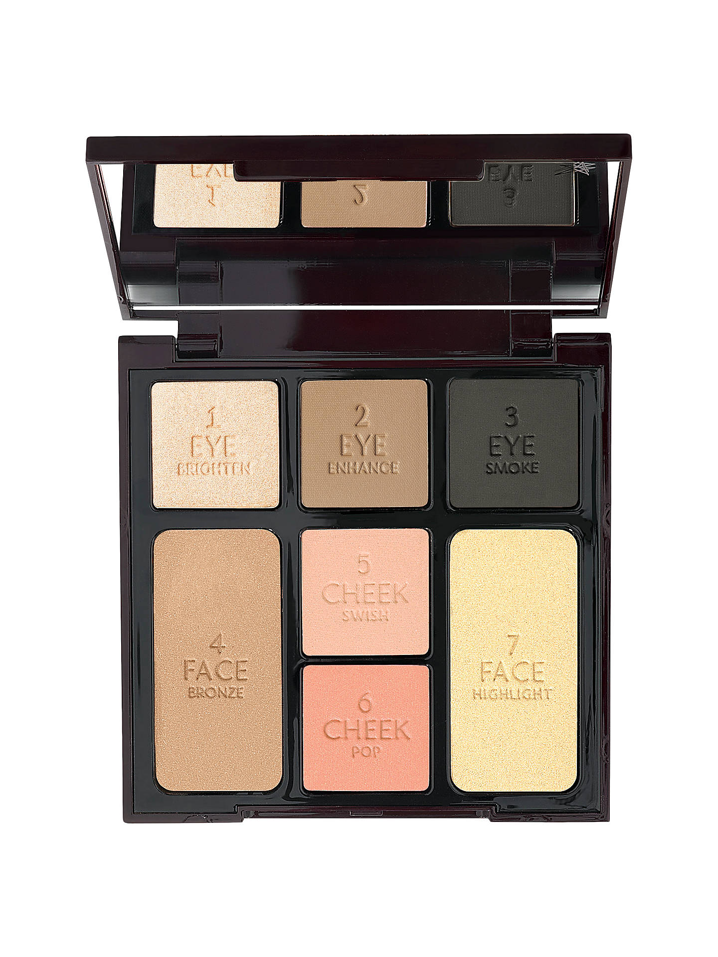 BuyCharlotte Tilbury Instant Look in a Palette, Smokey Eye Online at johnlewis.com