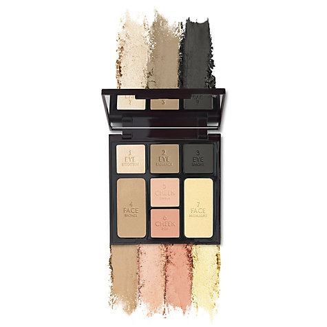 Buy Charlotte Tilbury Instant Look in a Palette, Smokey Eye Online at johnlewis.com