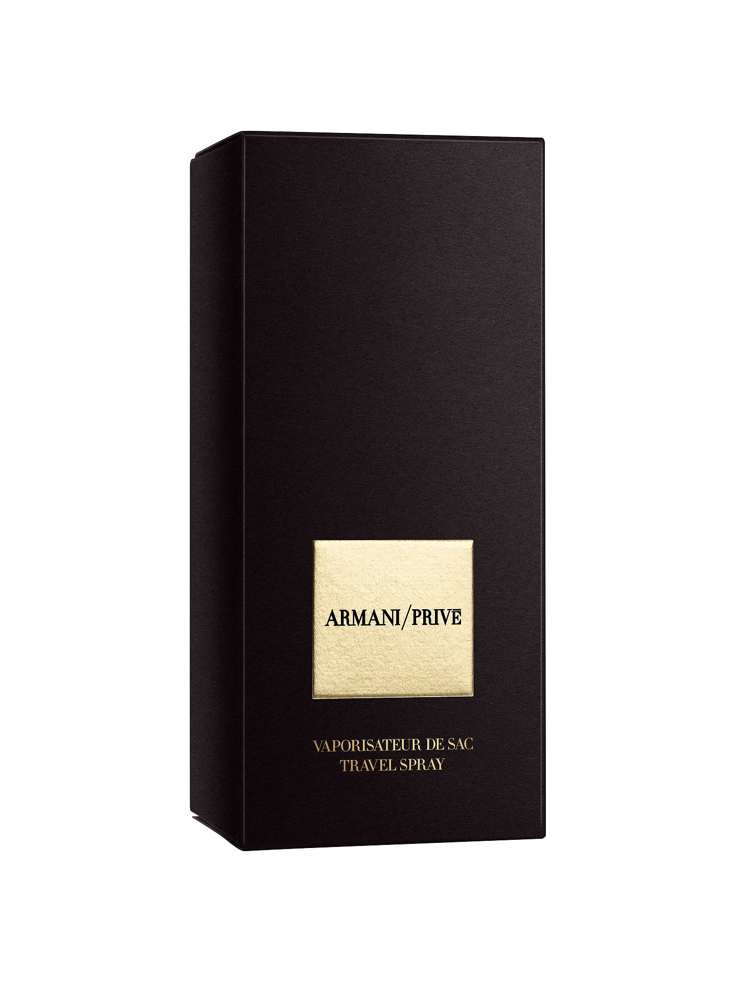 BuyGiorgio Armani / Privé Travel Spray Case Online at johnlewis.com
