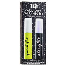 Buy Urban Decay All Day/All Night Primer Travel Spray Duo Online at johnlewis.com