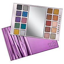Buy Urban Decay Heavy Metals Metallic Eyeshadow Palette Online at johnlewis.com