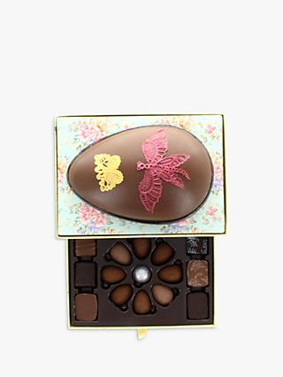 Easter gift food find cracking easter treats at john lewis artisan du chocolat curiosity chest 250g negle Gallery