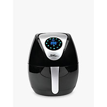 Buy Power Air Fryer XL 3.2L, Black Online at johnlewis.com