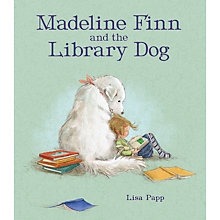 Buy Madeline Finn & The Library Dog Book Online at johnlewis.com