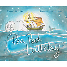Buy Pea Pod Lullaby Book Online at johnlewis.com