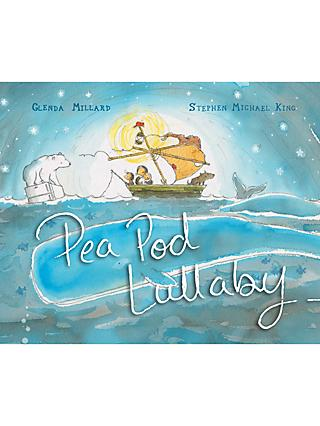 Pea Pod Lullaby Children's Book