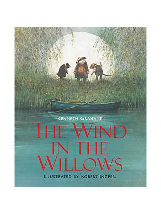 The Wind in the Willows Children's Book