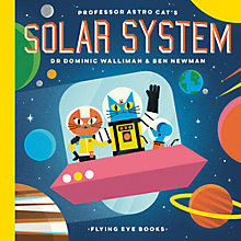 Buy Professor Astro Cat's Solar System Book Online at johnlewis.com
