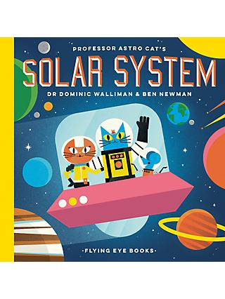 Professor Astro Cat's Solar System Children's Book