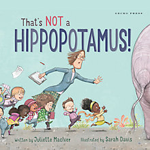 Buy That's NOT A Hippopotamus Children's Book Online at johnlewis.com