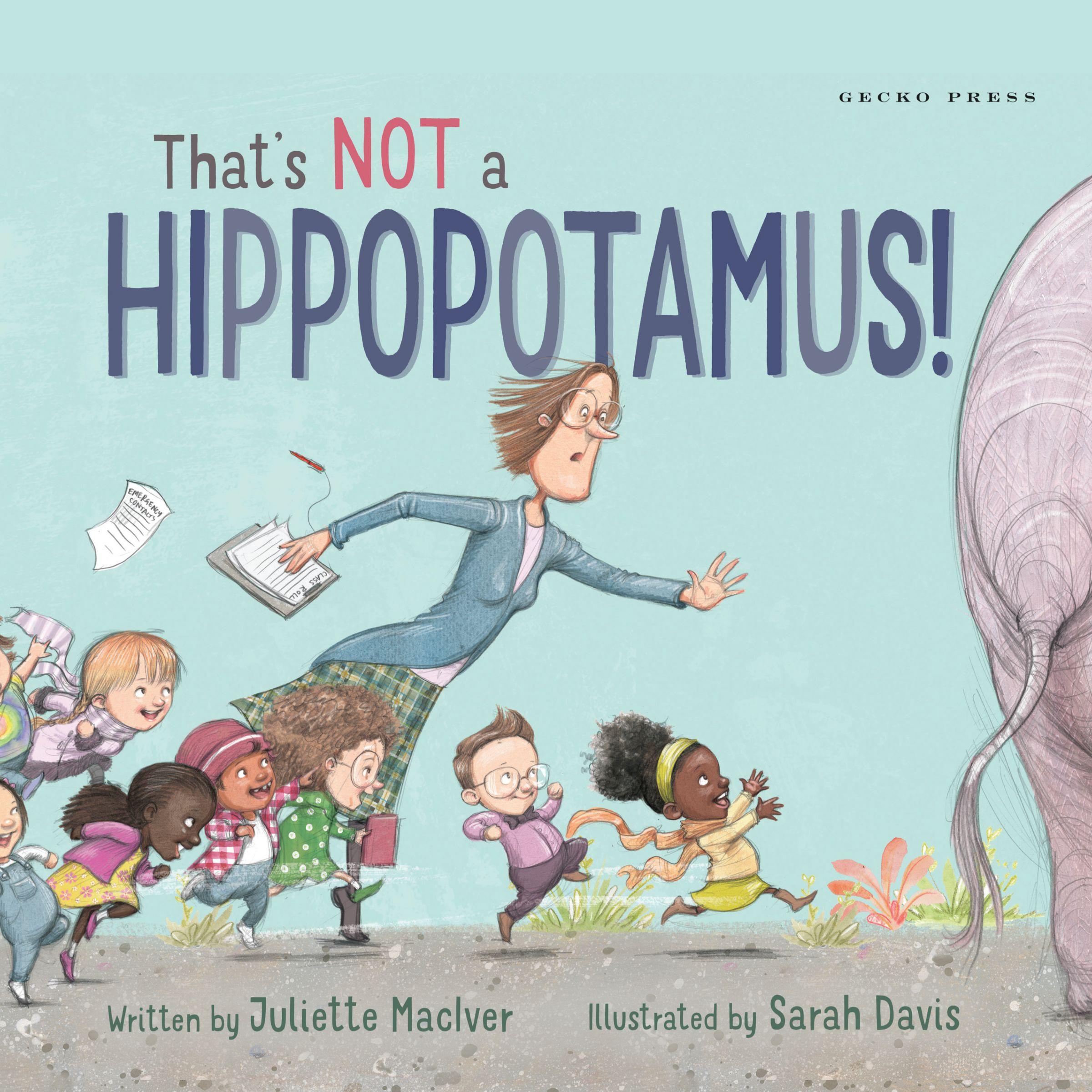 Children's Books That's NOT A Hippopotamus Children's Book