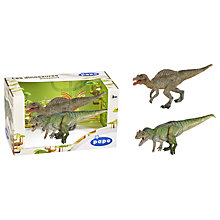 Buy Papo Figurines: Dinosaurs in a Box Online at johnlewis.com