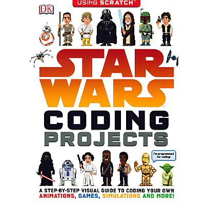 Star Wars Coding Project Children's Book