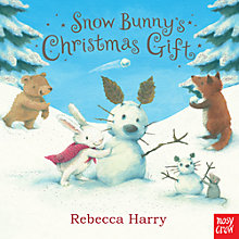 Buy Snowy Bunny's Christmas Gift Children's Book Online at johnlewis.com
