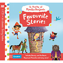 Buy Favourite Stories Book With CD Online at johnlewis.com