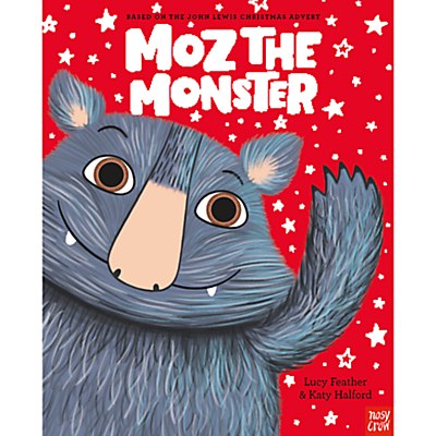 Nosy Crow Moz The Monster Christmas Book