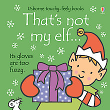 Buy That's Not My Elf Touch Children's Book Online at johnlewis.com
