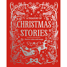 Buy A Treasury of Christmas Stories Children's Book Online at johnlewis.com