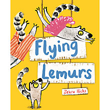 Buy Flying Lemurs Children's Book Online at johnlewis.com
