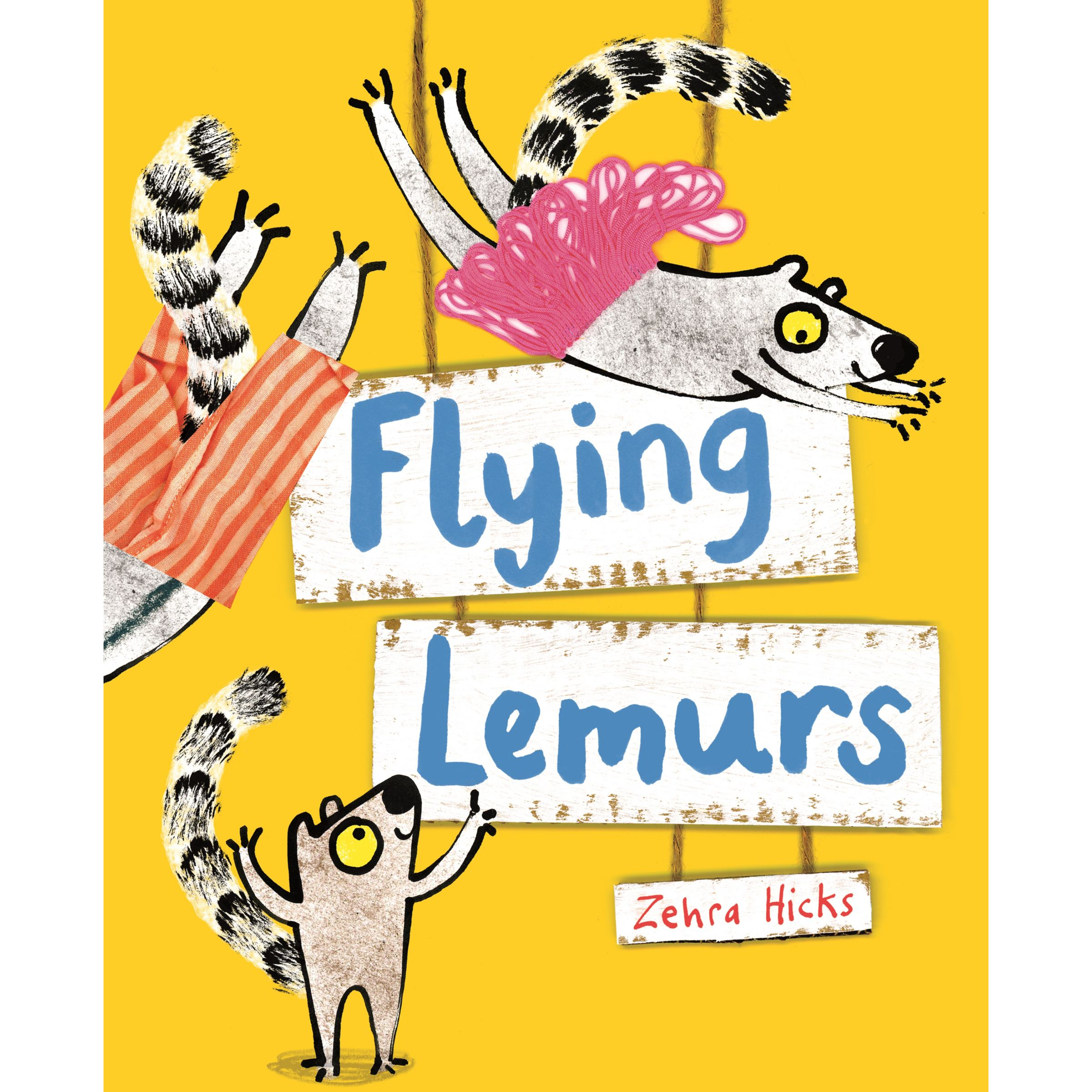 Macmillan Flying Lemurs Children's Book