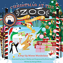 Buy Christmas At The Zoo: A Pop-Up Winter Wonderland Children's Book Online at johnlewis.com