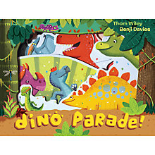 Buy Dino Parade Pull-Out Book Online at johnlewis.com