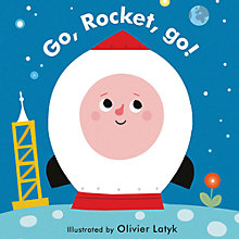 Buy Go Rocket Go Book Online at johnlewis.com