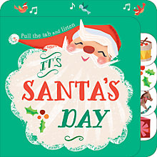 Buy It's Santa Days Children's Book Online at johnlewis.com