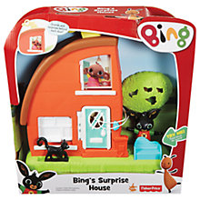 Buy Bing Bunny Bing's Surprise House Online at johnlewis.com