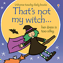 Buy That's Not My Witch Touch Children's Book Online at johnlewis.com