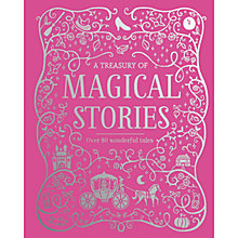 Buy Treasury Of Magical Stories Book Online at johnlewis.com