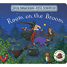 Buy Room On The Broom Children's Board Book Online at johnlewis.com