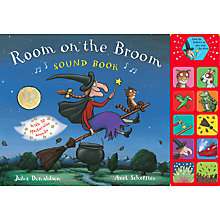 Buy Room On The Broom Children's Sound Book Online at johnlewis.com