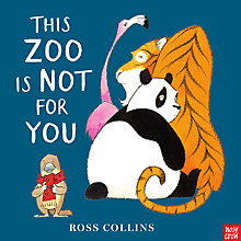 Buy The Zoo Is Not For You Children's Book Online at johnlewis.com