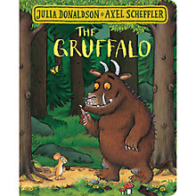 Buy The Gruffalo Board Book Online at johnlewis.com