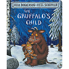 Buy The Gruffalo Child Board Book Online at johnlewis.com