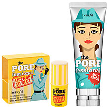 Buy Benefit The POREfessional Matt Rescue, 22ml with License To Blot Gift Online at johnlewis.com
